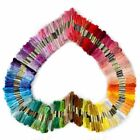 Внешний вид - Embroidery Floss Thread kit for Friendship Bracelets 50-150Skeins Rainbow Colors