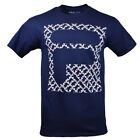 FILA Men's T-shirt S M L 2XL Athletic Active Sports Apparel Sporty Casual Wear