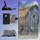 ABANDONED CABIN CLOUDS COUNTRYSIDE FLIP CASE COVER FOR SAMSUNG GALAXY PHONE for sale  Shipping to Canada