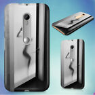 FROSTED GLASS BATHROOM DOOR HARD BACK CASE FOR MOTOROLA PHONES