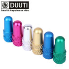 10Pcs Bicycle Tire Wheel Covered Road Protector French MTB Tire Dust Valve Cover