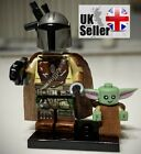 GENUINE LEGO STAR WARS MINI-FIGS AND CUSTOM MINI FIGURES UK SELLER CLONE WARS