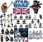 GENUINE LEGO STAR WARS MINI-FIGS AND CUSTOM MINI FIGURES UK SELLER CLONE WARS $4.86 USD on eBay