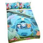 Single Double Twin Full Queen King Bed Set Pillowcase Quilt Cover oUSr Cartoon