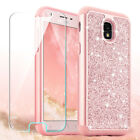 For Samsung Galaxy J3 Achieve/V 2018/Express Prime 3/Star Case+Screen Protector