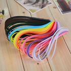 260X 26 Colors Paper Quilling Paper Decor Pressure Relief Gift Manualidades DIY