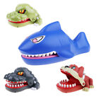 Plastic Animal Teeth Bite Finger Funny Game Toy for Party Trick Jokes Gift