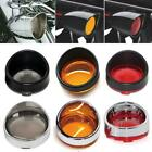 Visor Turn Signal Light Trim Ring Lens Cover For Harley Street Glide FLHX Custom $11.5 USD on eBay