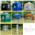 2m X 2m Heavy Duty Waterproof Pop Up Gazebo Marquee Awning Tent Outdoor 4 Colors