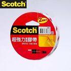 3M Scotch 669 Strong Adhesion Double Sided Tape 12/18/24mm x 5yd Select