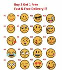 Iron on Sew on Patches Emoji Embroidered Cloths and Accessor
