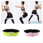 Anti-slip Hip Circle Glute Resistance Band Elastic Fabric for Yoga Pilates