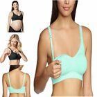 BRAVADO! DESIGNS Women's Maternity Body Silk Seamless Nursing Pregnancy Bra