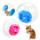10/12 Hamster Guinea Pig Exercise Running Ball Play Gyro Toy Plastic Pets Funny