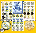 Golden State Warriors NCAA Basketball Football 15-45 YOU PICK Bottle Cap Image on eBay
