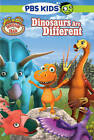 PBS KIDS Dinosaur Train: Dinosaurs Are Different (DVD) NEW! FREE SHIPPING!