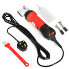 350W Electric Heavy Duty Horse Sheep Hair Clipper Equine Shears Trimmer Shaver