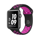 Silicone Wrist Strap Band Bracelet Replacement Apple Watch iWatch Series 3/2/1
