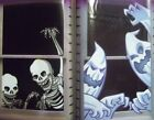Skeletons or Ghosts Window Cover Poster Halloween Decoration Haunted House Prop