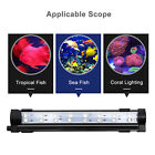 Aquarium LED Lights Tropical Cold water Bright White Fish Tank Light With Remote