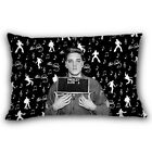 Elvis Presley Mugshot 2 Side Pillow Cases 20x30