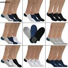Women Cotton Low Cut Loafer Socks No Show Hidden Boat Breathable Socks RR3 01