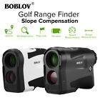 BOBLOV 650Yard Golf Rangfinder With Slope with Pinsensor Speed Meter Telescope