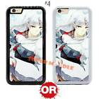 InuYasha Manga Anime Hybrid Cover Case For iPhone Xs X 8 7 6s Plus/Galaxy S8/S8+