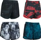 NWT! $30 Under Armour Women's Fly-By Perforated Shorts -UA A