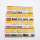 Dental Stainless Steel Endodontic Root Canal H/K/R Files 21/25/31mm Hand Use