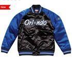 Authentic Orlando Magic Mitchell & Ness NBA Tough Season Satin Jacket Black on eBay