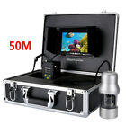 "HD Underwater Fishing Camera 360 View Remote Control 7"" LCD Monitor Fish Finder"