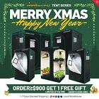 Mars Hydro Hydroponic Mylar Grow Tent and Grow Light for Indoor Plant Growing