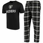 Oakland Raiders Men's NFL Duo Shirt And Pants Pajama Sleepwear Set $44.99 USD on eBay