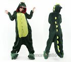 Hot Unisex Adult Pajamas Kigurumi Anime Cosplay Costume Animal Onesi1 Sleepwear-