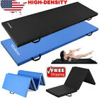 Heavy Duty Folding Mat Thick Foam Fitness Exercise Gymnastics Panel Gym Pad US image