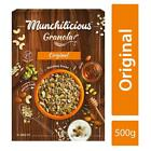 Munchilicious Granola Gift Christmas Diwali Fathers Mothers day Mix Dry fruit US
