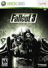 Fallout 3 - Xbox 360 Game Complete (AMAZING XBOX 360 GAME IN PERFECT CONDITION!)