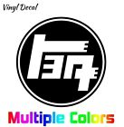 Toyota TEQ Logo Vintage Sticker Decal *Multiple options*