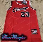 New Michael Jordan ROOKIE Jersey Throwback Swingman #23 Chicago Bulls S-XXL
