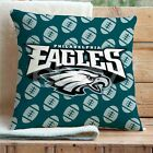 Philadelphia Eagles Custom Pillows Car Sofa Bed Home Decor Cushion Pillow Case on eBay