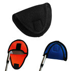 Premium Mallet Putter Headcover Golf Head Cover Protective Gear Accessories