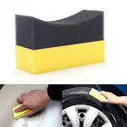 Car Sponge Cleaning Pad Brush for Wheel Tire Waxing Polishing Compound Washing