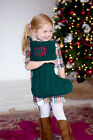 PERSONALIZED MONOGRAMMED CABLE KNIT CHRISTMAS STOCKING RED, WHITE or GREEN