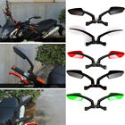 Motorcycle Rearview Side Mirrors Universal for Scooter Buggy Taotao GY6 Bike $14.5 USD on eBay