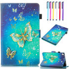For Amazon Kindle Fire HD 8 2018 2017 Flip Leather Smart Card Holder Case Cover