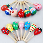 Colorful Baby Kid Musical Intelligence Developmental Sand Hammer Hand Rattle Toy