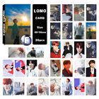 30pcs/set Kpop BTS Dicon Bangtan Boys Suga V Jimin Jin J-Hope Photo Lomo Cards