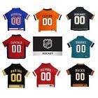 NHL hockey Dog Game Jersey by Pets First multiple Teams $18.23 USD on eBay