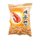 NONGSHIM Shrimp Cracker 4Types Famous Korean Style Snacks Free Shipping